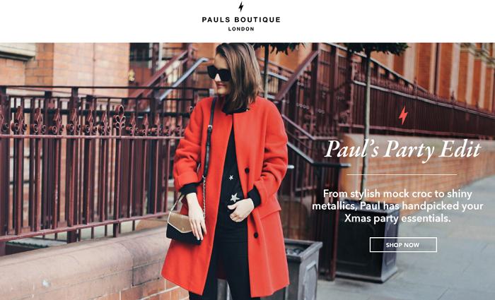 Pauls Boutique Main Image