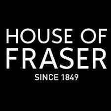 House of fraser logo black