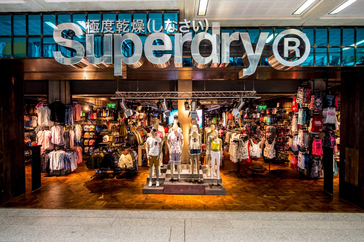 31ab42e93 Superdry UK - Fashion Brands To Malta